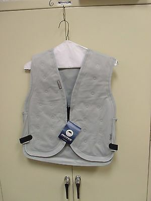 Inuteq Silver Eagle Outfitters Motorcycle Cooling Vest Mens Size M