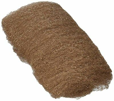 HOMAX PRODUCTS 123100 Bronze Fine Wool Pad, 3-Pack New