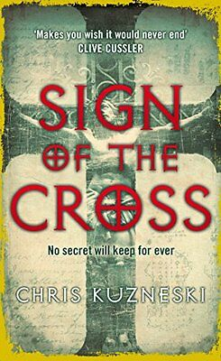 Sign of the Cross by Chris Kuzneski | Paperback Book | 9780141030845 | NEW