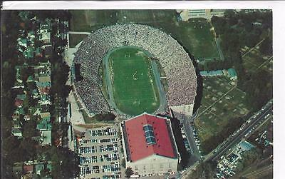 Wi - Aerial View Postcard - Camp Randall Stadium, Madison, Wisconsin