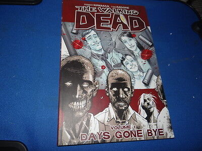 The Walking Dead Volume 1 Days Gone By Graphic Novel
