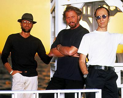 """Bee Gees 10"""" x 8"""" Photograph no 14"""