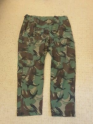 Vintage British Army 68 Pattern Combat Trousers Size 3 36 Ins Waist Approx