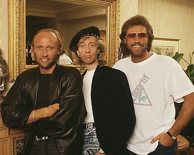 """Bee Gees 10"""" x 8"""" Photograph no 30"""