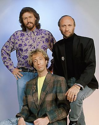 "Bee Gees 10"" x 8"" Photograph no 31"