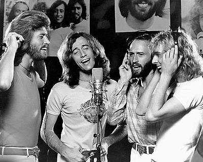 """Bee Gees 10"""" x 8"""" Photograph no 41"""