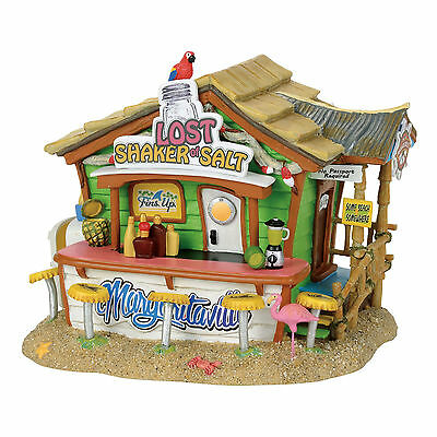 Dept 56 Margaritaville Village MARGARITAVILLE LOST SHAKER OF SALT BAR 4058489