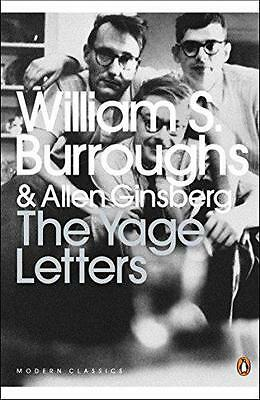 Yage Letters (Penguin Modern Classics) by William S Burroughs | Paperback Book |