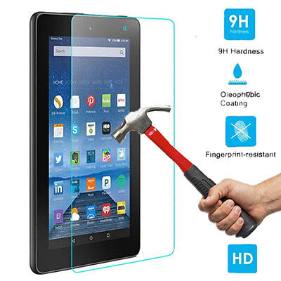 For Amazon Kindle Fire HD 7 2015 100% Genuine Tempered Glass Screen Protector