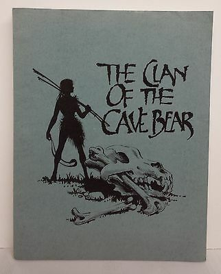 The Clan Of The Cave Bear - Revised Final Shooting Script - 1984
