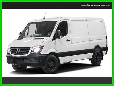 2016 Mercedes-Benz Sprinter Worker 2016 Worker Used Turbo 2.1L I4 16V Automatic Rear Wheel Drive