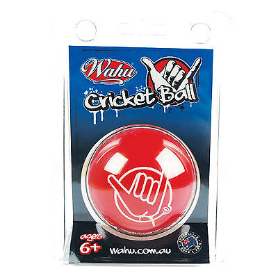 Brand New Wahu Beach Cricket Ball Red Bma322 Outdoor Toys