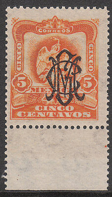 MEXICO 1915 #CV14 Sc#452 PRISTINE MNH/MUH MINT OPTED on 1903 issue STAMP