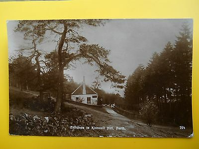 Entrance Lodge Kinnoull Hill PERTH Perthshire *Vintage* RP 1912