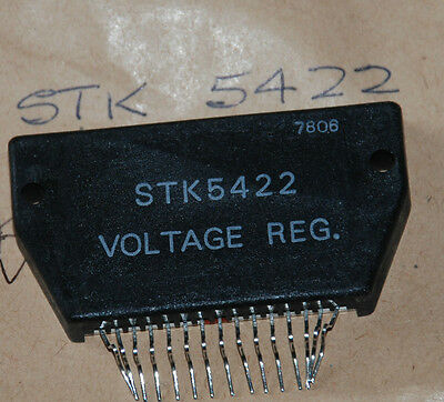 New Old Stock Components - Integrated Circuit Stk5422 Quantity 1
