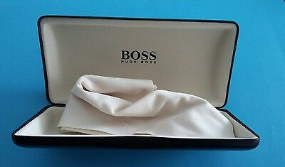 Hugo Boss  Glasses  Case  Standard  Size   New
