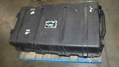 Pelican ( 1780  ) Transport Case w/ Wheels - Black