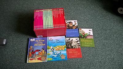 Usborne Reading Library Early Level 3 and 4 Young Reading series one 50 books