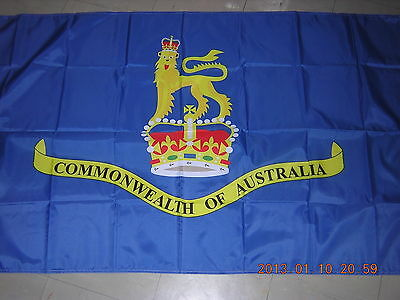 British Empire Flag Governor General of Commonwealth of Australia Ensign 3X5ft