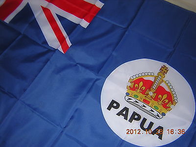 Pre 1949 British Empire Flag of the Territory of Papua New Guinea Ensign 3ftX5ft