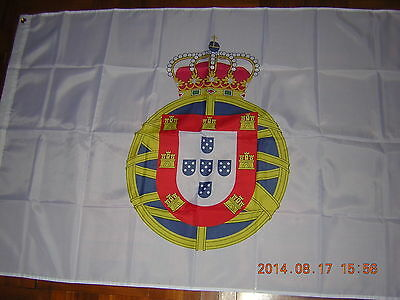 Reproduced Flag United Kingdom Portugal Brazil Algarves 1815 - 1822 Ensign 3X5ft