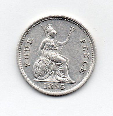 1855 Groat, Victoria Young Head,