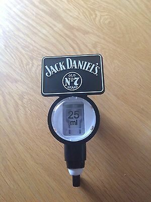 Brand New Jack Daniels 25ml Optic