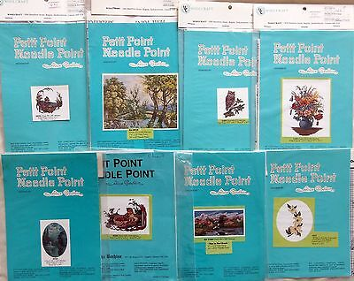 Vintage Alice Godkin Needle Point Petit Point Charts YOU CHOOSE