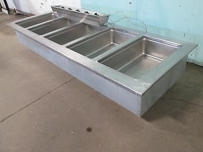 """randell"" H.d. Commercial Electric 5 ""hot/steam"" Wells Drop-In Buffet Insert"