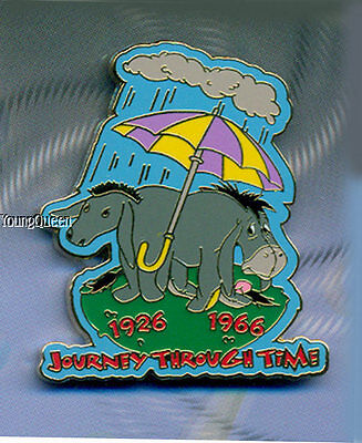 WDW Disney Journey Through Time Classic Meets Disney Eeyore Le Pin