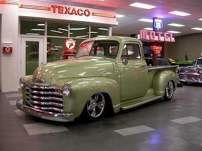 1950 Chevrolet Other Pickups  1950 Chevrolet 3100 Pick Up