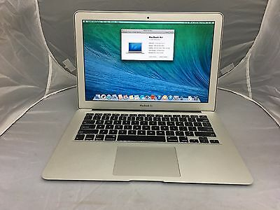 "Apple MacBook Air 13"" Early 2014, 1.4GHz Core i5, 128GB SSD, 4GB RAM 1536 MB"