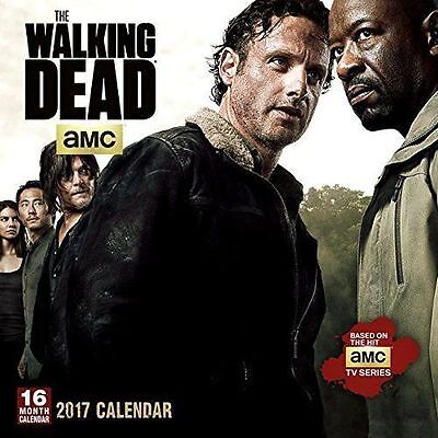 The Walking Dead Official Calendar 2017