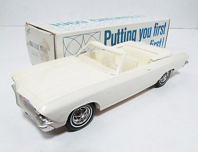 1969 Chevrolet Chevelle Conv. Promo, graded 9 out of 10.  #21623