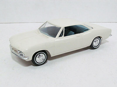 1965 Chevrolet Corvair HT Promo, graded 9+ out of 10.  #21750