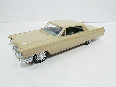 1964 Cadillac Coupe Deville Promo (Friction), graded 9-10 out of 10.  #23724