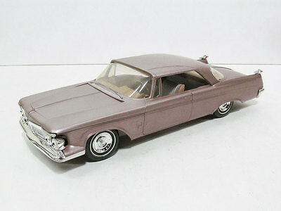 1962 Chrysler Imperial HT Promo, graded 8-9 out of 10.  #21959
