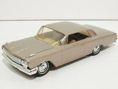 1962 Chevrolet Impala HT Promo, graded 9 out of 10.  #22266