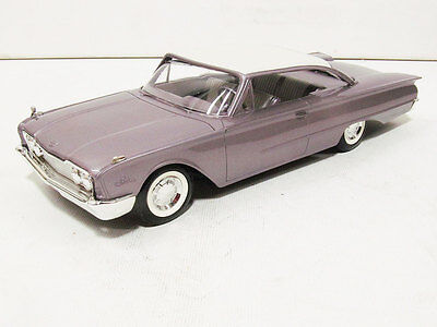 1960 Ford Galaxie HT Memory Lane Promo Replica, graded   out of 10.  #80223