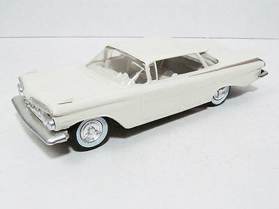1959 Chevrolet Impala 4DR HT Promo (Friction), graded 8 out of 10.  #23192