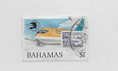 Bahamas Sc# 686 Used Stamp