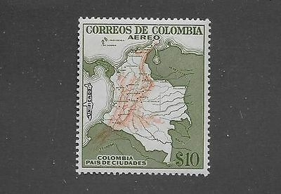Colombia Sc# C346 Mnh Stamp