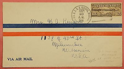 #c8 On 1931 Cover Us Marines Occupation Of Nicaragua Cancel To Usa