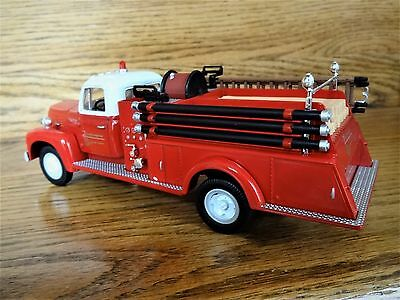 1st Gear: 1957 International R190 Fire Truck, Texaco Star Enterprise