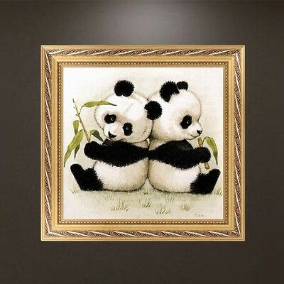 DIY 5D Diamond Embroidery Painting Lovely Panda Cross Stitch Craft Home Decor