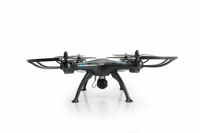 LRP Gravit Monster Vision FPV 2.4GHz Quadrocopter Drohne mit WiFi-Action-Cam