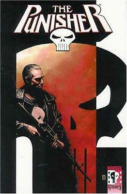 the punisher streets of laredo by garth ennis tpb  marvel kights/marvel comics