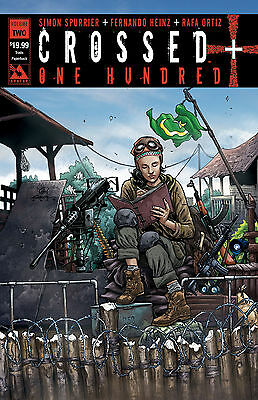 crossed + one hundred volume 2  trade paperback  avatar press