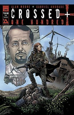 crossed + one hundred volume 1  by alan moore  trade paperback  avatar press