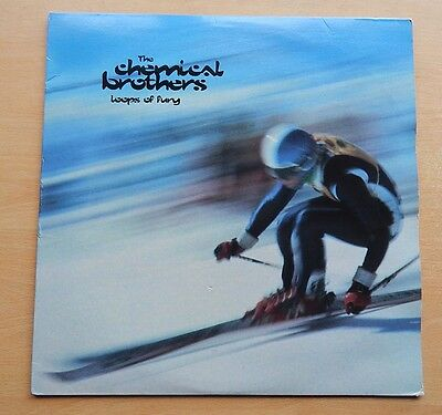 """The Chemical Brothers - Loops of Fury - 12"""" vinyl  -  US Import - 1996 _"""
